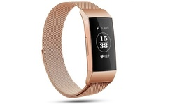 Stainless Steel Bands for Fitbit Charge 3