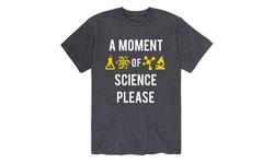 Men's Funny Beer & Science Tees