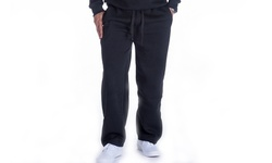 3-Pack LeeHanton Men's Soft Straight Leg Sweatpants (M-5XL)