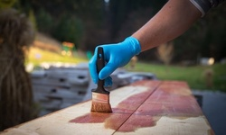 Up to 50% Off on Home Painting Services Wood Staining & Varnishing Services at Pressure wash elite