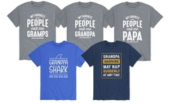Instant Message: Best Selling Grandpa Tees