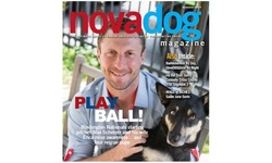 $9 for One Year Subscription at NOVAdog Magazine ($19 Value)