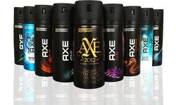 AXE Body Spray Deodorant Random Fragrances (12-Pack)