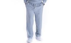 2-Pack LeeHanton Men's Soft Straight Leg Sweatpants (M-5XL)
