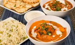 $16 for $20 Toward Indian Dinner at Shalimar Indian Restaurant