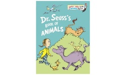 Dr. Seuss's Book of Animals Children's Book