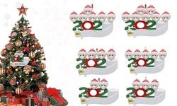 2020 Christmas Holiday-Themed Ornament