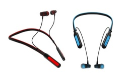 Jarv Wave Sport Wireless Neckband Bluetooth Headset