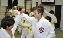 $45 for Four Private In-Person and Four Over Zoom Lessons for One Month at Shuto Karate Club ($95 Value)