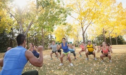 Five Fitness or Ten Personal Classes at Make A Legend Fitness (Up to 63% Off)