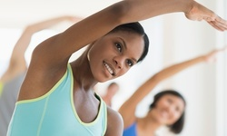 Five or Ten Online Dance Fitness Classes for One from Mastah Tee Fitness & Dance (Up to 50% Off)
