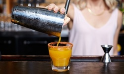 Four or Five Hours of Private-Event Bartending Services for 50 or 100 Guests from Saphassion LLC (Up to 52% Off)
