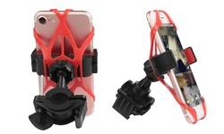 iMounTEK Universal Smartphone Holder Bike Handlebar Cell Phone Mount