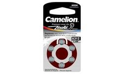 Camelion Hearing Aid Batteries A10, A13, A312 (60 Batteries)