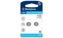 Westinghouse Button Cell Batteries (CR2032, AG4 or AG10)