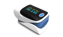 Advanced Finger Tip Pulse Oximeter Portable Fingertip Blood Oxygen Monitor
