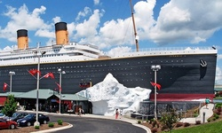 Admission to Titanic Branson