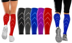 DCF Targeted Calf Compression Sleeve (1-Pair)