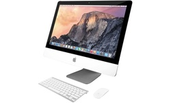 """Apple iMac 21.5"""" All-in-One Desktop Computer 8GB Ram (Scratch And Dent)"""