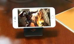 iMounTEK Aluminum Alloy Desktop Smartphone And Tablet Stand