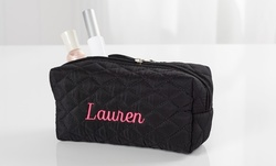 Custom Embroidered Makeup Bag from Personalization Mall (Up to 63% Off)
