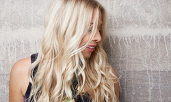 Up to 40% Off on Salon - Hair Extensions / Feathering at Charm Hair and Skin Care Studio