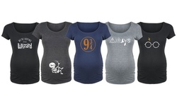 Bloom Maternity: Expecting a Wizard and Magic Maternity Tees