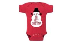 Infant Holiday Bodysuits