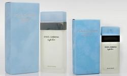 Dolce & Gabbana Light Blue Eau de Toilette for Women (Multiple Sizes)