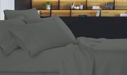100GSM Bamboo-Blend Premium Home Deep-Pocket Organic Sheet Set (6-Piece)