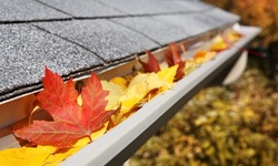 Gutter Cleaning for Up to 2500 or 2500-4000 Sq Ft from Allstar Window & Gutter Cleaning (Up to 46% Off)