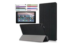 Lightweight Tri-Fold Case Cover For Amazon Fire HD 10 (2019/2017 Released)