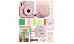 Fujifilm Instax Mini 11 Instant Camera with Case, Album and More Accessory Kit