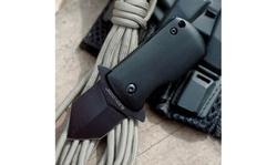 Black Legion Mini Fast Opening Boot/Money Clip Covert Tactical Folding Knife
