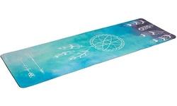 Zennery Watercolor Combo Commuter Yoga Mat