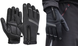 Men Women Touch Screen Thermal Gloves Windproof Winter Warm Gloves