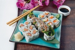 $20 For $40 Worth Of Thai & Sushi Dining (Also Valid On Take-Out W/Min. Purchase Of $60)