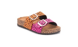 Olivia Miller Girls Double Band Birk Sandals