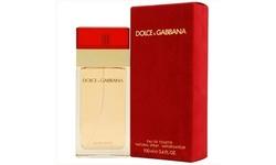 Dolce Gabbana Red EDT 3.3 oz / 100 ml Spray for Women