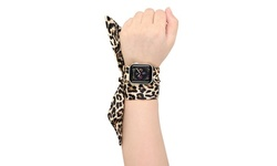 Posh Tech Silk Scarf Bands for Apple Watch Series 1, 2, 3, 4
