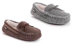 Muk Luks Women's Juliana Moccasin Slippers