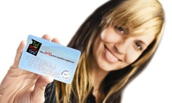 $15 for $25 Worth of Discount Card at Eat and Play Card