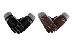 Men's Anti-Skid Windproof Thermal Gloves (2-Colors)