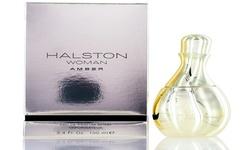 Halston Amber for Women Eau de Toilette and Eau de Parfum