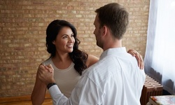 One 60-Minute Online Wedding Dance Class for Couple from Melissa Rose Dance (Up to 34% Off)