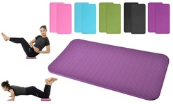"""16"""" Yoga Mat Non-slip Durable Exercise Fitness Pilates Pad for Elbows Knees"""