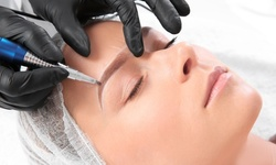 3D Microblading or Ombre Microshading Session at Lash and Brow (Up to 60% Off)