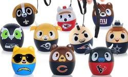 NFL Team Bitty Boomers Bluetooth Speaker