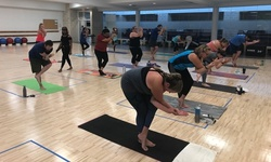 $10.50 for Drop-In Yoga Class for One at Power Up Yoga ($18 Value)