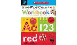 Wipe Clean Workbooks, Pre-K